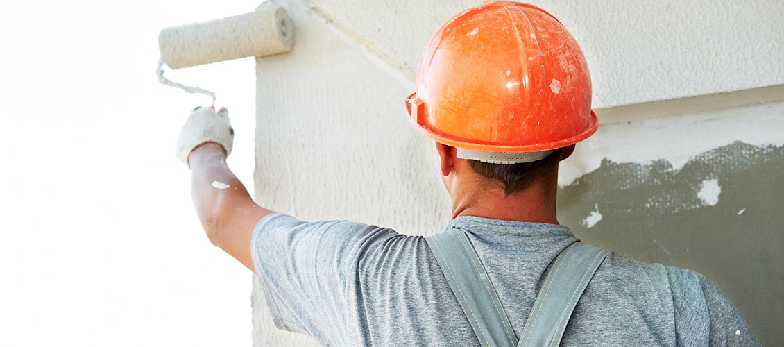 residential exterior painting contractor